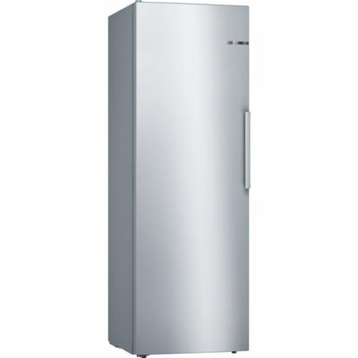 Bosch KSV33VL3P Inox egyajtós hűtőszekrény fagyasztó nélkül 324L A++