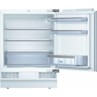 Bosch KUR15A65 Pult alá beépíthető hűtőszekrény fagyasztó nékül 137L A++