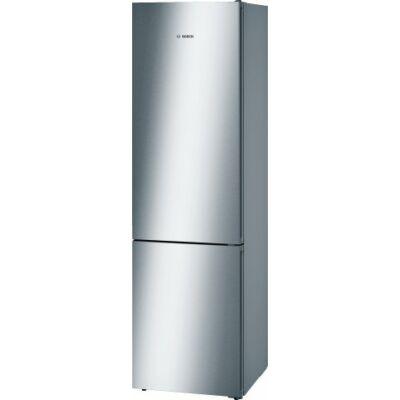 BOSCH KGN39VI45 Inox alulfagyasztós kombinált hűtő NO FROST 279/87L A+++