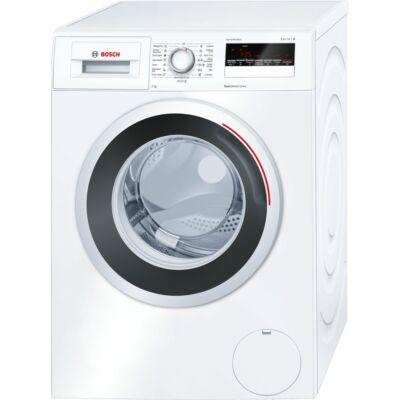 Bosch WAN24261BY Fehér elöltöltős mosógép nagyméretű TouchControl kijelzővel 7kg A+++