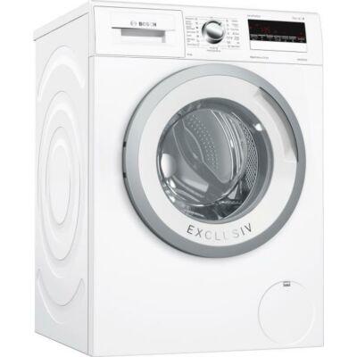 BOSCH WAN24290BY Fehér elöltöltős mosógép érintővezérléses  nagy kijelzővel 8kg A+++
