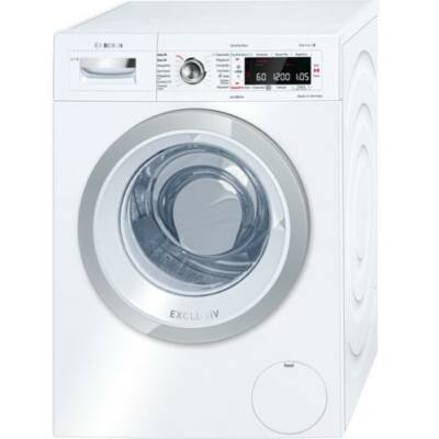 Bosch WAT28690BY Fehér elöltöltős mosógép I-DOS rendszerrel kijelzővel 9kg A+++