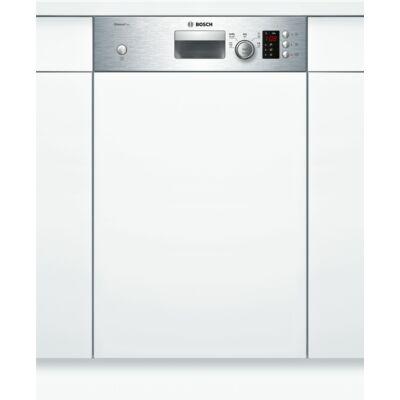 Bosch SPI66TS01E Félig beépíthető mosogatógép digitális kijelzővel 45cm 10 teríték A+++