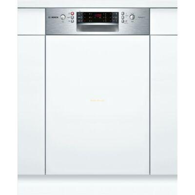 Bosch SPI46IS05E Félig beépíthető mosogatógép extra szárítás 45cm 9 teríték A++