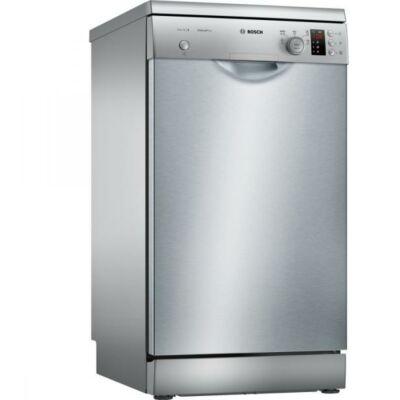 Bosch SPS25CI04E Inox mosogatógép extra szárítással kijelzővel 45cm széles 9 teríték A+