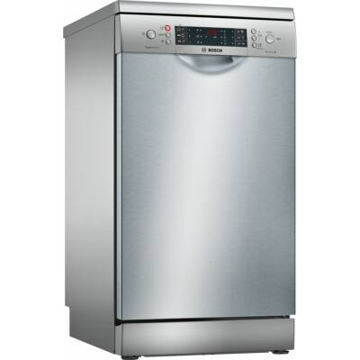 Bosch SPS66TI00E Inox mosogatógép extra szárítással kijelzővel 45cm széles 10 teríték A++