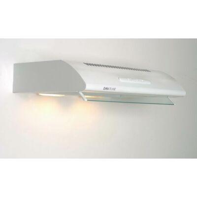 Davoline OLYMPIA 60 fehér standard falra szerelhető hagyományos páraelszívó 60cm E