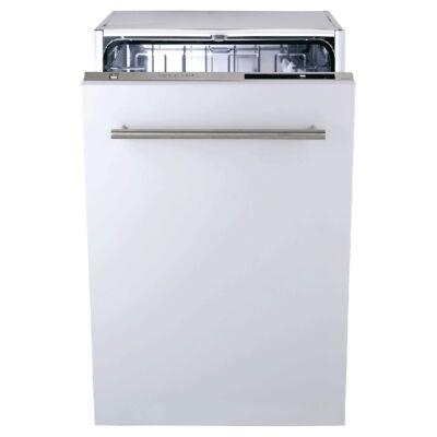 EVIDO AQUALIFE 45i Teljesen beépíthető keskeny mosogatógép 45cm széles 10 teríték A++