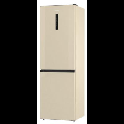 GORENJE NRK6192AC4 Alulfagyasztós kombinált hűtő, bézs, 185 cm, A++