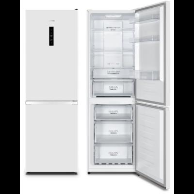 GORENJE N619EAW4 Alulfagyasztós kombinált hűtő, fehér, 186 cm, A++