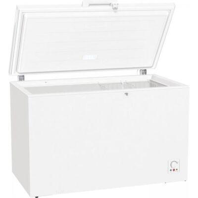 GORENJE FH401CW Fagyasztóláda, 384 liter, 130 cm széles, fehér