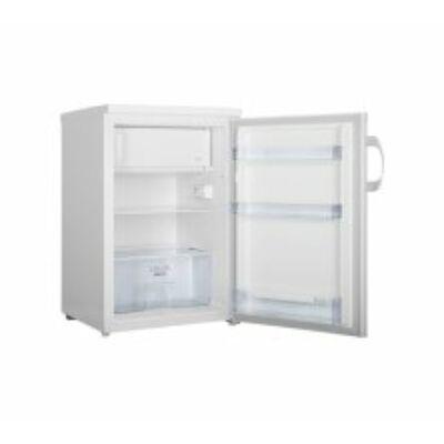 GORENJE RB492PW Egyajtós hűtő fagyasztóval, 120 l, A++, 85 cm