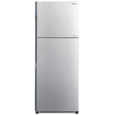 HITACHI H310PRU4.SLS Inverteres szürke felülfagyasztós hűtőszekrény No Frost 190/70L A+