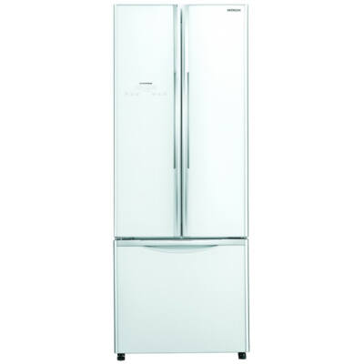 HITACHI WB480PRU2.GPW 3 ajtós Side by Side fehér üveg kombinált hűtőszekrény 298/84L A+