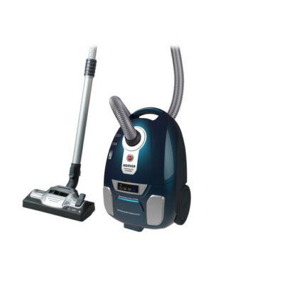 Hoover OP60ALG 011 Kék porzsákos porszívó 4,5L porkapacitással 450W A++