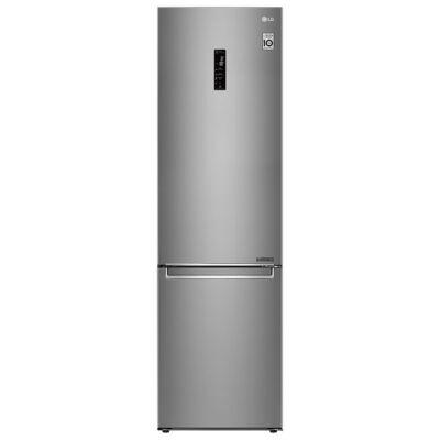 LG GBB72SADFN Digitális inox alulfagyasztós kombinált hűtő NoFrost wifi 292/127L A+++