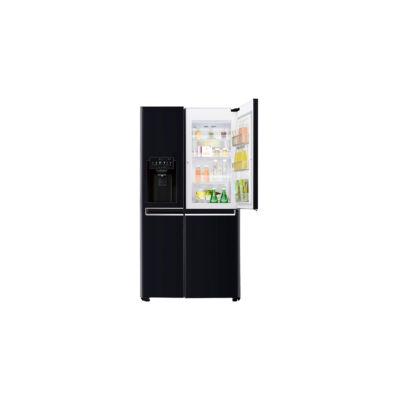 LG GSJ760WBXV Side by Side Fekete hűtőszekrény No Frost