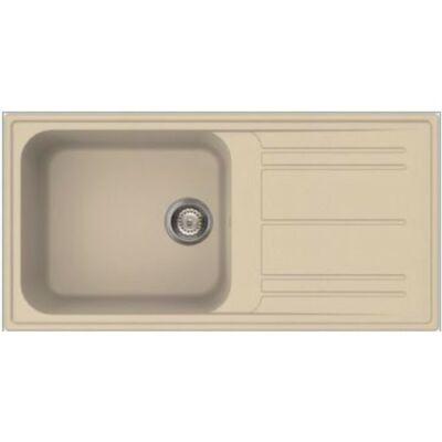 LIVINOX ECOSTONE HOME 480 beige gránit mosogatótálca