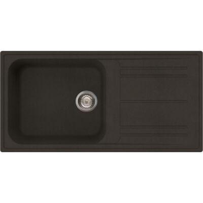LIVINOX ECOSTONE HOME 480 FEKETE gránit mosogatótálca