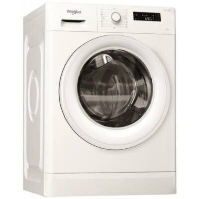 Whirlpool FWSG61253W EU keskeny elöltöltős mosógép kijelzővel 42,5cm 6kg A+++