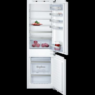 NEFF KI7863F30 Beépíthető kombinált hűtő/fagyasztó LED világítással No Frost 188/67L A++