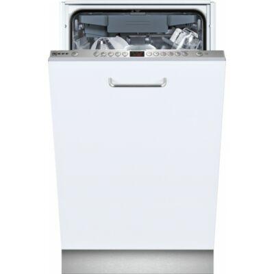 NEFF S583M50X0E Teljesen integrálható mosogatógép belső vezérlővel 45cm 10 teríték A++