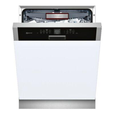 NEFF S416T80S1E Félig beépíthető mosogatógépérintős  külső vezérlővel 14 teríték A+++