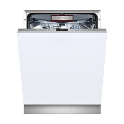 NEFF S516I80X1E Teljesen integrálható mosogatógép belső vezérlővel 60cm 13 teríték A+++