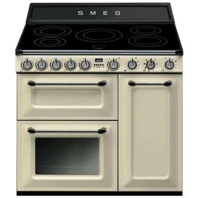 Smeg TR93IP Victoria cooker indukciós főzőlappal