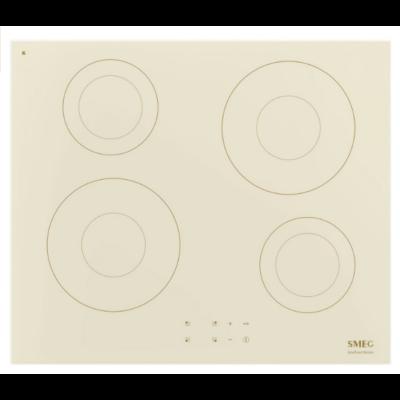 SMEG SI2641DP rusztikus bézs indukciós főzőlap colonial design