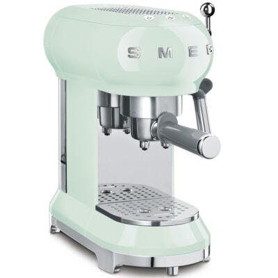 Smeg ECF01PGEU 50-es évek retro kávéfőző - Világoszöld