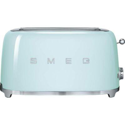 SMEG TSF02PGEU Retro hosszú 4 szeletes kenyérpirító - világoszöld