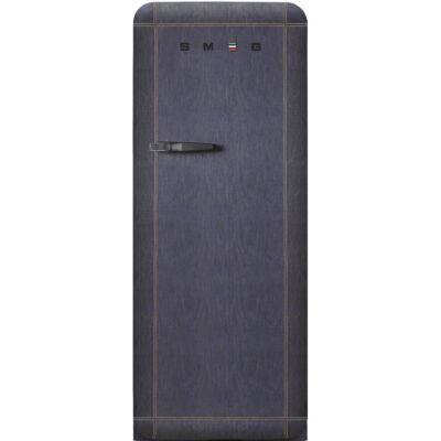 Smeg AB28RDBLV3 retro egyajtós hűtőszekrény fagyasztóval bársony jobbos 222/26L A+++