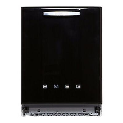 Smeg ST2FABNE2 retro fekete mosogatógép kijelzővel planetárium rendszer 13 teríték A+