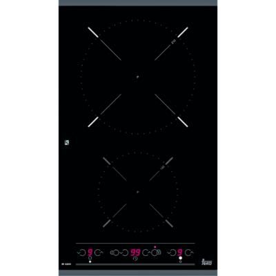 TEKA IR 3200 beépíthető indukciós 2 zónás edényfelismerő dominó főzőlap 30cm