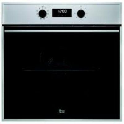 TEKA HSB 635 SS INOX fekete beépíthető multifunkciós gőztisztítós sütő grillel 70L A+