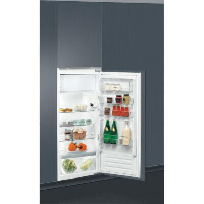 Whirlpool ARG 86121 beépíthető egyajtós hűtőszekrény fagyasztóval 173/18L A+