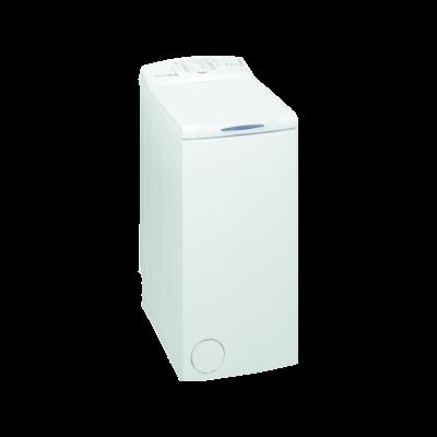 WHIRLPOOL AWE 55610 Fehér felültöltős mosógép 6 érzék funkcióval 5,5kg A++