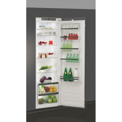 Whirlpool ARG 18081 beépíthető egyajtós hűtőszekrény fagyasztó nélkül 318L A++