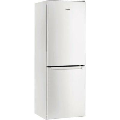 Whirlpool W5 721E W fehér 6 érzék alulfagyasztós kombinált hűtőszekrény 197/111L A++