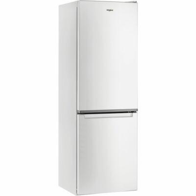 Whirlpool W7 811I W fehér 6 érzék kombinált hűtőszekrény Total NoFrost 234/104L A+