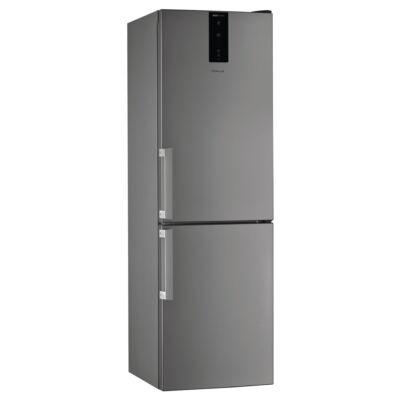 Whirlpool W7 821O OX H inox 6 érzék kombinált hűtőszekrény Total NoFrost 234/104L A++