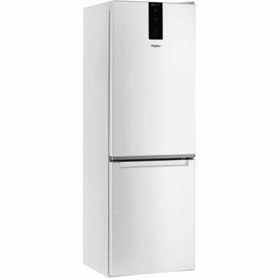 Whirlpool W7 821O W fehér 6 érzék kombinált hűtőszekrény Total NoFrost 234/104L A++