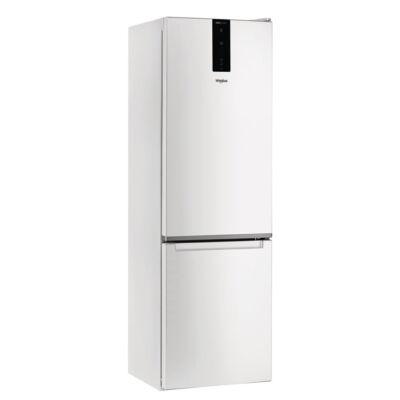Whirlpool W7 931T W fehér 6 érzék kombinált hűtőszekrény Total NoFrost 264/104L A+++