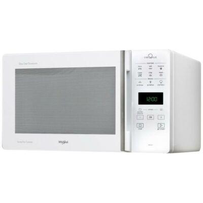 Whirlpool MCP 349/1 WH Fehér digitális grilles mikrohullámú sütő 25L