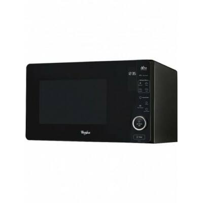 Whirlpool MWF 420 BL Fekete digitális mikrohullámú sütő 25L