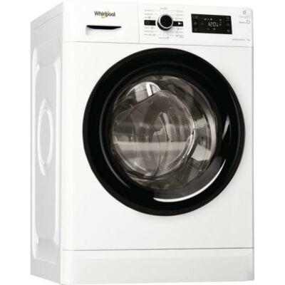 Whirlpool FWG71283BV EE inverteres 6 érzék csendes elöltöltős mosógép kijelző 7kg A+++