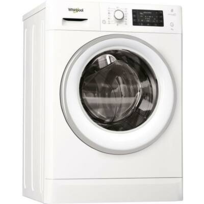Whirlpool FWSD71283WCV EU keskeny 6 érzék elöltöltős mosógép gőzzel 44cm 7kg A+++