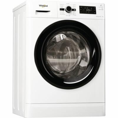 Whirlpool FWSG71283BV EE keskeny inverteres 6 érzék elöltöltős mosógép 44cm 7kg A+++