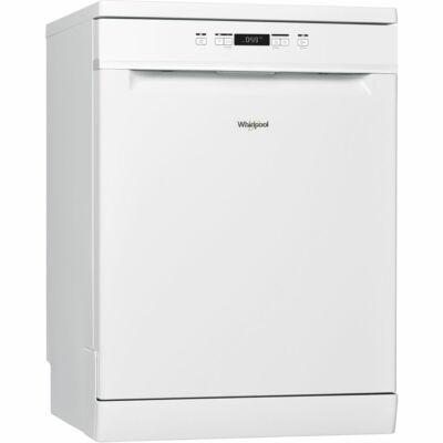 Whirlpool WFC 3B19 Fehér mosogatógép kijelzővel késleltetett indítás 13 teríték  A+